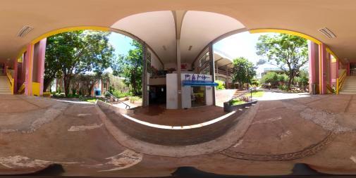 Escadaria IFCH
